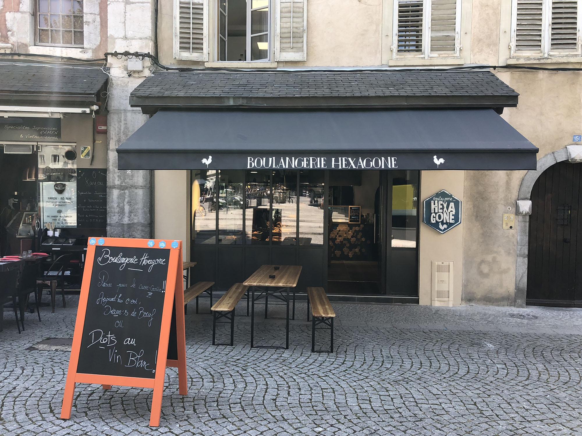 Boulangerie Hexagone